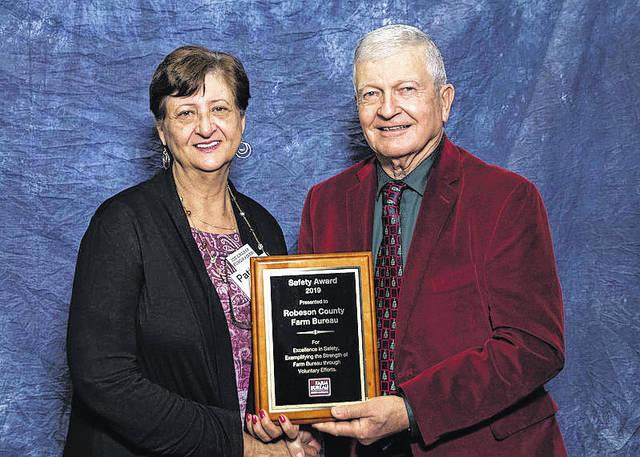 Farm Bureau wins safety award