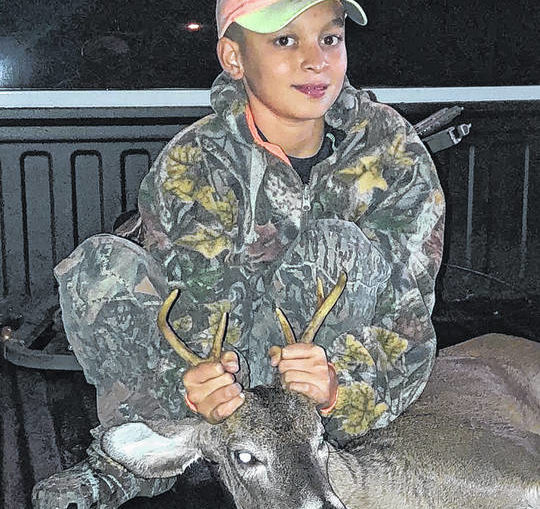 Tubbs gets second buck