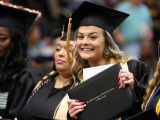 668 grab degrees at UNCP Winter Commencement