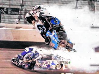 Stiles: Newman's crash a reminder of racing's danger