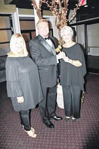 Britt gets chamber gavel at annual gala