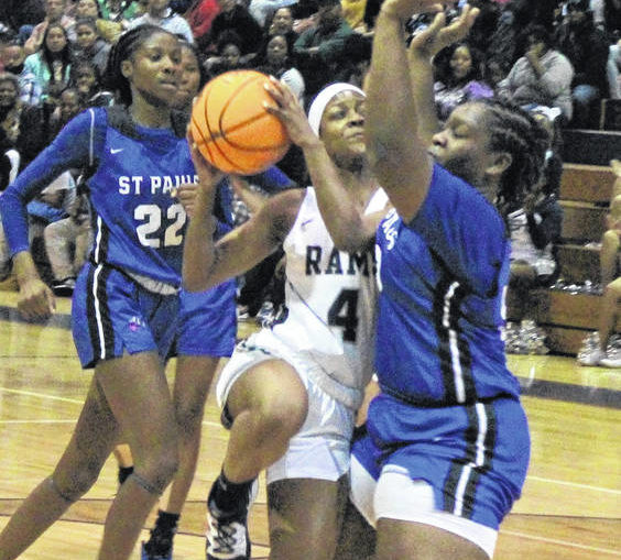 Evans' defense fuels St. Pauls in successful season