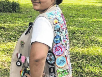 For the seventh time, 16-year-old Chloe Edge took home the title of top seller in Robeson County in the Girls Scout's annual Cookie Program. Edge sold 3,237 boxes of Girl Scout cookies in 2020 Cookie Program, which ran from Jan. 11 through March 1.