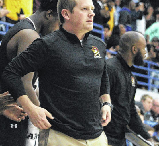 Lumberton's Edwards voted state's Male Coach of the Year