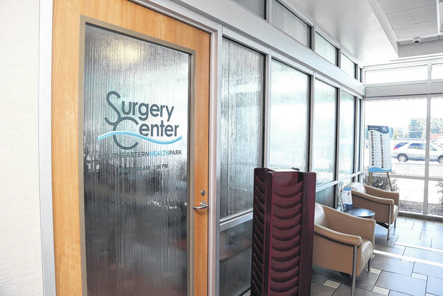 Ambulatory surgery center to reopen next week
