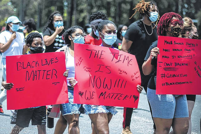 Lumberton braces for two protests against injustice on Sunday