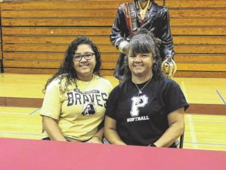 Lumberton's Lancaster commits to play softball at UNCP