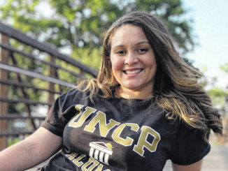 Resiliency defines UNCP's class of 2020