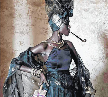 """""""Good as Gold: Fashioning Senegalese Women"""" is the first major exhibition of Senegalese gold jewelry to date that focuses on the history of Senegal's gold, from past to present. The exhibition will be among the first to show at The North Carolina Museum of Art since it reopened to the public Wednesday."""