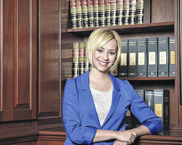 Judge Chavis McIntyre believes it's her duty to create a better future for women, Robeson County