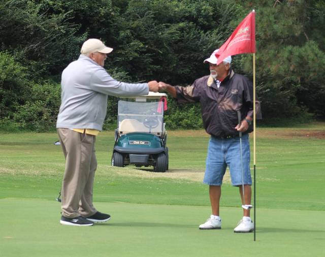 RCGC roundup: Hall takes Super Senior title