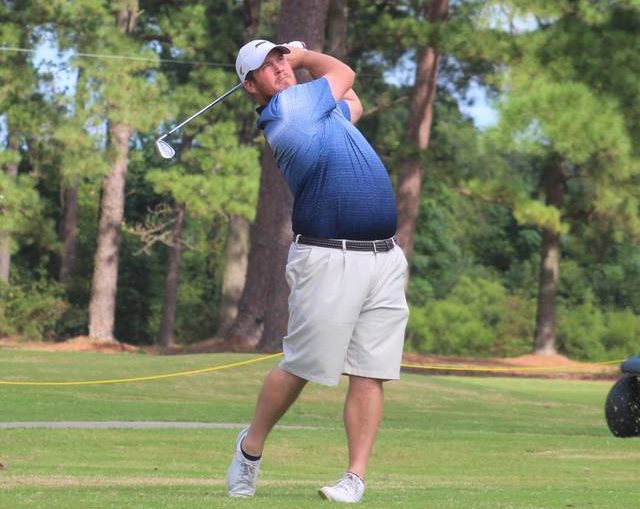 Late birdies lift Bass to 3rd Robeson County Golf Championship title