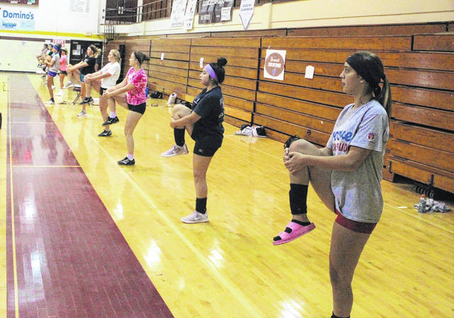 Back to the gym: County schools resume workouts