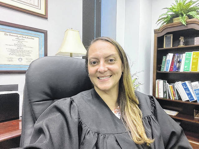 District Court Judge Brooke Clark wants to use her time on the bench to help people