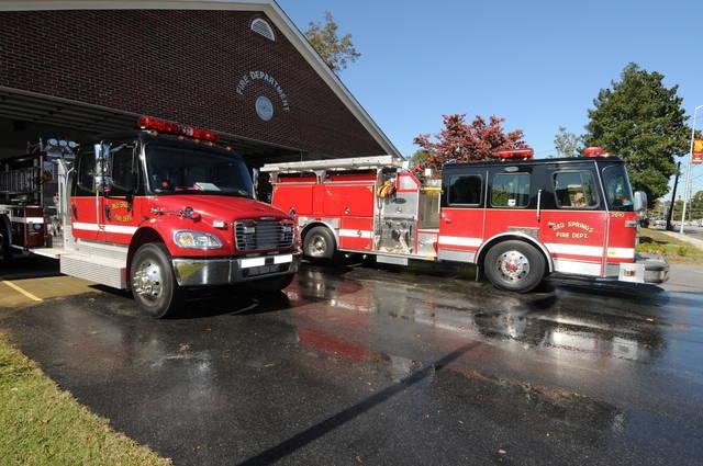 Woman dies in house fire in Red Springs