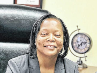 Judge Judith Daniels, 66, is the second woman to serve in the Robeson County's District Court and the first woman to serve in as chief District Court judge in the county.