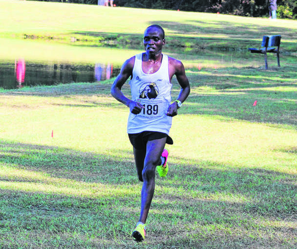 Chepkesir wins, UNCP women 2nd, men 4th at Royals Challenge