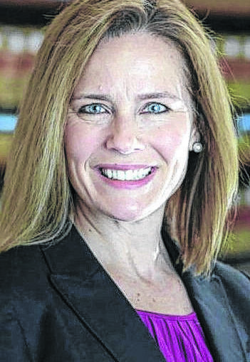 Senate to work weekend on Barrett confirmation