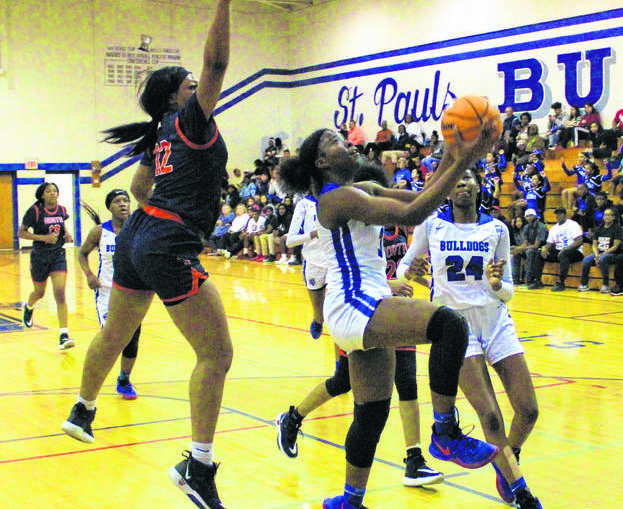 St. Pauls' Eichelberger commits to Fayetteville State