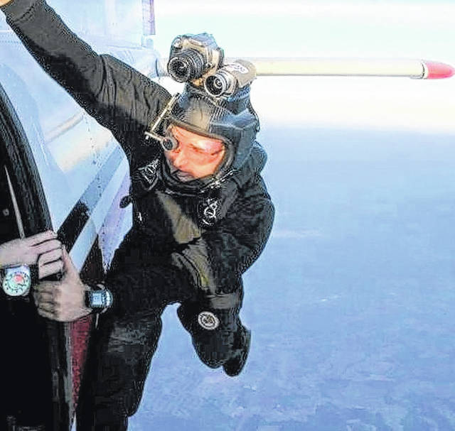 <p>Courtesy photo </p>                                 <p>Over the past two decades Steven Singletary has been a skydiver, skydiving instructor and a senior parachute rigger. His knowledge helped him design two parachutes used by the Nobel Peace Prize-winning U.N. World Food Program.</p>