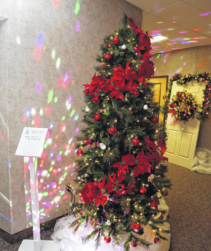 'The Joy of Holiday Traditions'; Festival of Trees opens Dec. 4