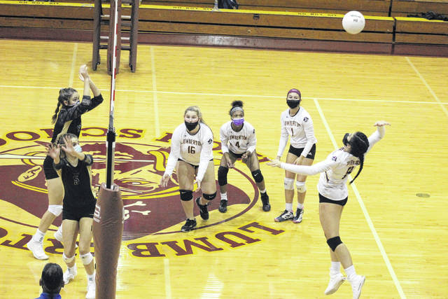 Lumberton fights to the end in sweep by Pinecrest