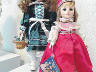 Bladenboro Historical Society puts dolls of the late Jo Anne Guyton Pait on display