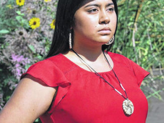 American Indian student from Arizona finds family at UNCP