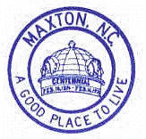 Maxton fires its town manager