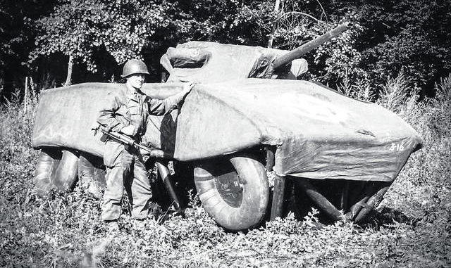 The Ghost Army: Artists of Deception exhibit at the Airborne and Special Operations Museum will showcase the story of the 23rd Headquarters Special Troops and their role in Allied victory. The exhibit will be on display until April 25.                                  Courtesy photo