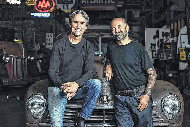 Information about antique collections sought for return to NC of 'American Pickers'