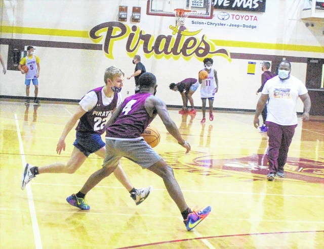 Finally on the floor: Lumberton opens season Tuesday after quarantine