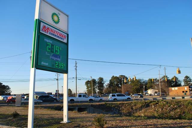 Many factors contribute to gasoline prices creeping higher