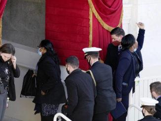 Sen. Tillis says he will miss Biden inauguration because of foot surgery