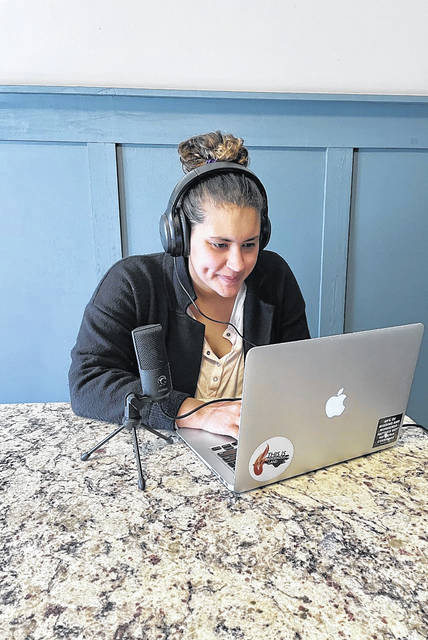 """<p>Brittany Hunt and Chelsea Locklear recently launched their podcast titled """"Red Justice Project,"""" a true crime podcast in which they retell the stories of murdered and missing indigenous people across North America. The two hosts are both Robeson County natives.</p>"""