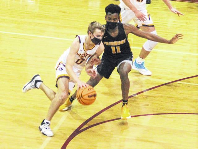Miller's heat breeds dominance as Lumberton beats Fairmont
