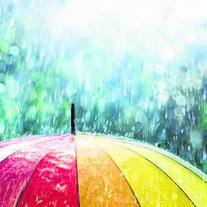 Rain on Wednesday to be followed by wind, cold