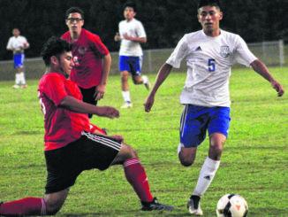 Soccer teams talk goals with season set to open