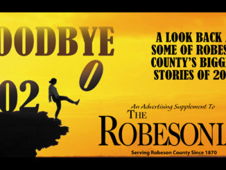 The Robesonian's 2020 Year in Review