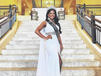 Pembroke's Chloe Hunt wins Miss NC Cosmos crown