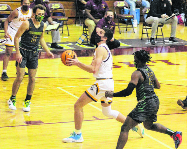 Locklear leads the way with 35 as Lumberton advances