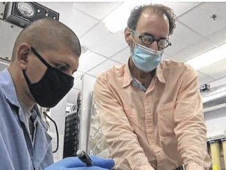 UNCP professor, Biotech Center team identify dementia-related brain alterations caused by military blasts