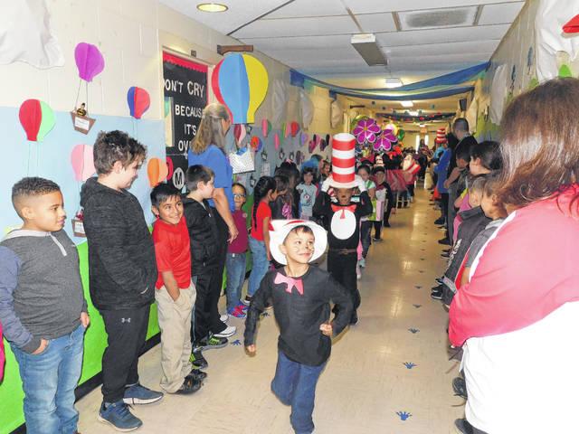 PSRC postpones Read Across America celebrations until next week