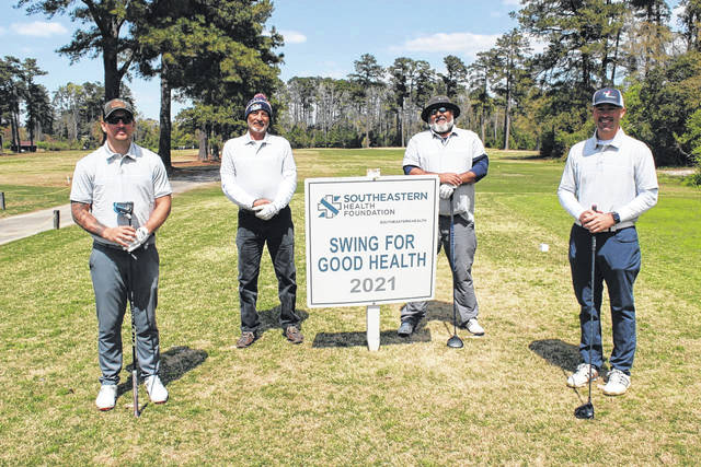 SeHealth Foundation golf tournament raises more than $29,000 for scholarships