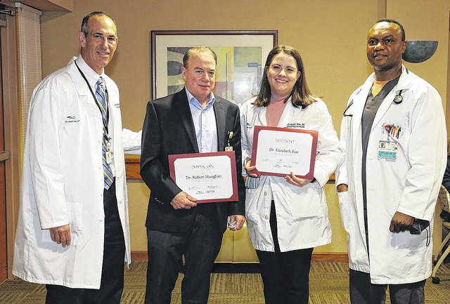 Cape Fear Valley Health announces Physician of the Year and Resident of the Year