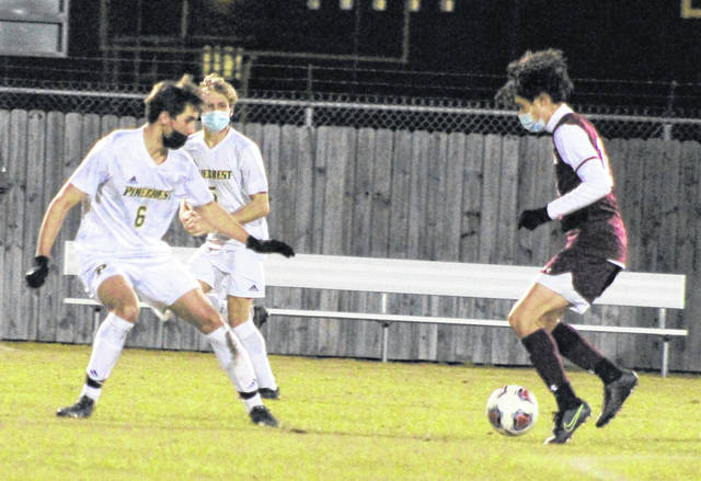 Lumberton's Izeta, St. Pauls lead All-County soccer team