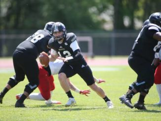 Momentum-shifting stretch sinks UNCP against Frostburg State