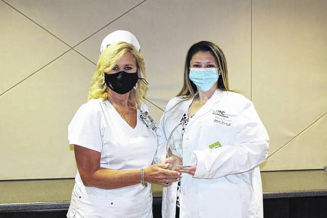 Prevatte named 2021 Baker Nurse of Excellence