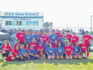 St. Pauls, Red Springs face off in alumni soccer matches