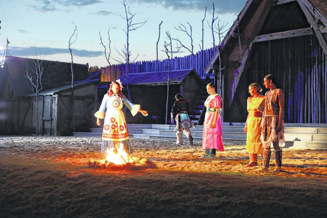 Eight members of the Lumbee Tribe make history by being part of 'The Lost Colony' cast